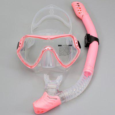 New Breathing Tube Snorkel Treasures Goggles Mask Snorkel Diving Suit All Dry Glasses, Diving Suit All Dry Glasses