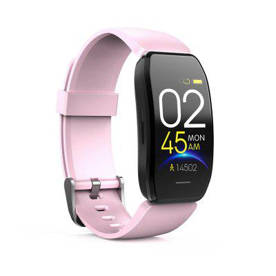 C114 Smart Bracelet Color Screen 1.14 inch Heart Rate Monitor Bluetooth Pedometer Fashion Sports Wristband