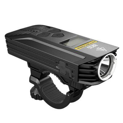 Nitecore BR35 CREE XM-L2 U2 LED Rechargeable Bike Front Light Bicycle Headlight Built-in 6800mAh Battery