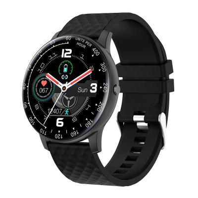 Gocomma H30 Smart Watch Heart Rate Blood Pressure Oxygen Detection Female Physiological Cycle Message Push Sleep Smartwatch