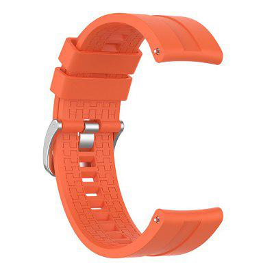 TAMISTER Silicone Plaid Watch Strap for Kospet MAGIC 2