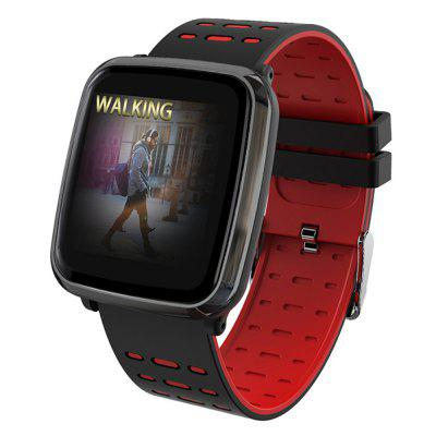 K02 Smart Watch Heart Rate Blood Pressure ECG+PPG Waterproof Call Reminder Pedometer Exercise Smartwatch Image