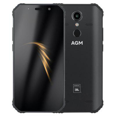 AGM A9 Rugged 4G Smartphone Phone NFC Global Version Image