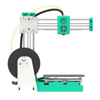 Easythreed X4 Mini Build Volume 3D Printer 150 x 150 x 150mm with Hotbed Small Education Entry Level Consumer Personal 3D Printer