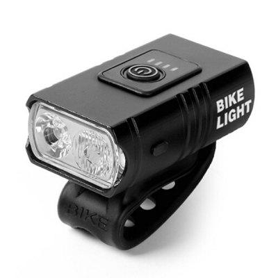 Cycling Lighting USB Charging Bicycle Front Light