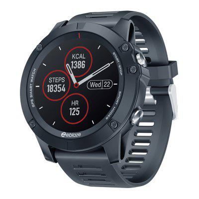 Zeblaze VIBE 3 GPS Positioning Smart Watch Heart Rate Multi-sports Mode Waterproof / Longer Battery Life Smartwatch for Android / IOS Image