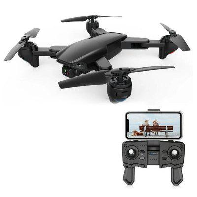 SG701 2.4G WIFI FPV with 4K 720P Switchable Dual Cameras Foldable RC Quadcopter Drone RTF