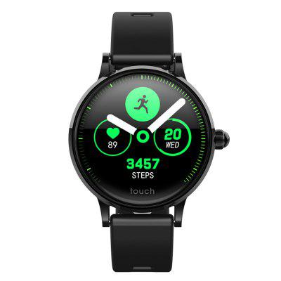 S9 Smart Watch Color Screen Fashion Exercise Heart Rate Blood Pressure Health Monitoring Step By Step Remote Monitoring Smartwatch Image