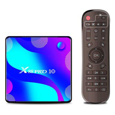 X88 PRO10 Android 10,0 Смарт 4K TV Box X88 Pro10 Android Smart 4K TV Box фото