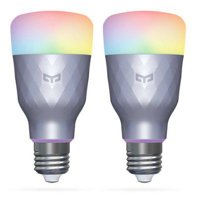 Yeelight 1SE E27 6W RGBW AC 100 - 240V Smart LED Bulb Colourful Light Version