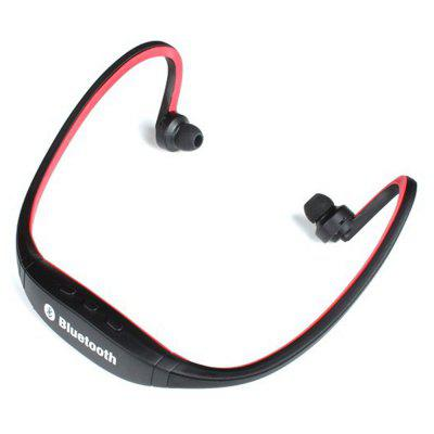 BS19 Sports Bluetooth Headset Universal Rear-mounted Stereo Wireless Headphone