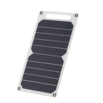 Solar Panel Ultra-thin High-efficiency Portable Mobile Phone Outdoor  Emergency Solar Charging Panel