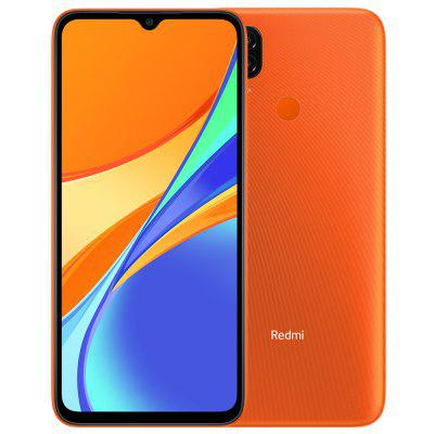 Xiaomi Redmi 9C 4G Smartphone 6.53 inch Media Tek Helio G35 2.3GHz Octa-core 13MP AI Triple Camera 5000mAh Battery EU Version