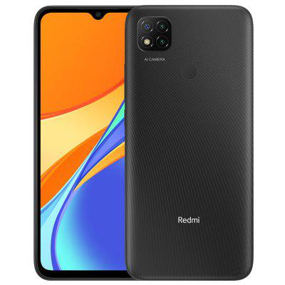 Gearbest Xiaomi Redmi 9C 4G Smartphone 6.53 inch Media Tek Helio G35 2.3GHz Octa-core 13MP AI Triple Camera 5000mAh Battery Global Version