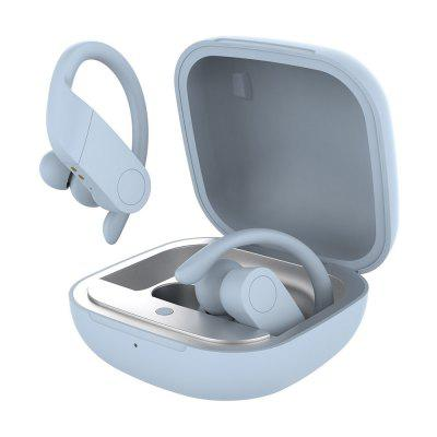 Bluetooth Headset Bluetooth 5.0 Binaural Call Charging Compartment with Running Sports Wireless Stereo Headset