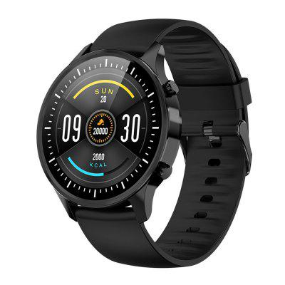 Gocomma G21 Smart Watch Full-touch Call Information Remind Remind Women Cycle Rate-pressure Oxygen Detection Sleep Health Watch