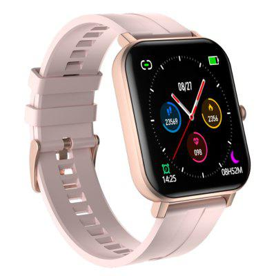 AD6 Smart Watch 1.4-inch TFT Liquid Display Bluetooth 4.2 with Dynamic Optical Heart Rate Sensor Function