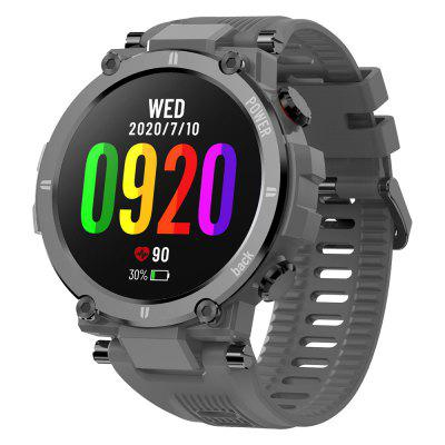 Kospet Raptor Outdoor Smart Watch Rugged 1.3 Inch Smartwatch 30 Days 20 Sports Modes IP68 Waterproof Original Creative UI Watch Face smael 1545c fashion shockproof men s sports watch couple multi function electronic watch