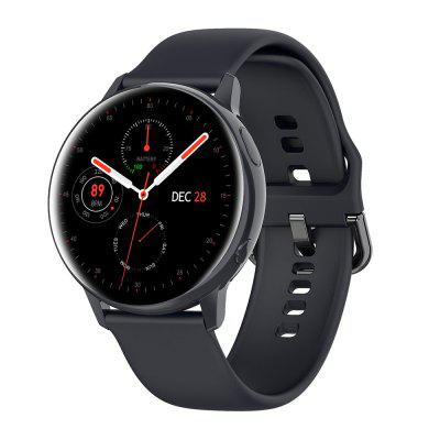 LEMFO SG2 Smart Watch Men Women Sport Health IP68 Waterproof Wireless Charging 390 x 390 HD Amoled Android Fashion Intelligent Smartwatch Image