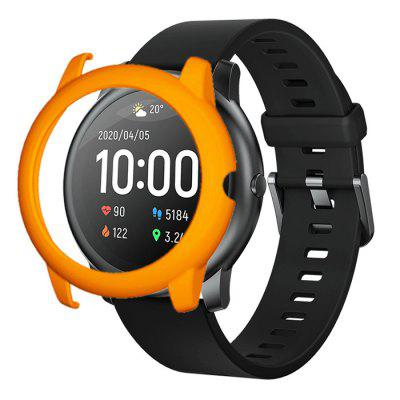 TAMISTER Ultra Light PC Colorful Smart Watch Sports Protective Case for Xiaomi Haylou Solar LS05