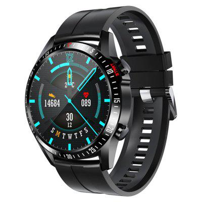 Imosi CK29 Smart Watch Real-time Body Temperature Detection Bluetooth Call Heart Rate Blood Pressure Blood Oxygen Health Sports Smartwatch