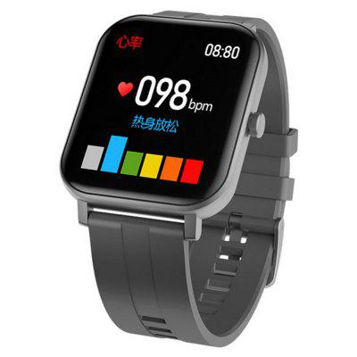 Gocomma F22 Smart Watch Color Screen Heart Rate and Blood Pressure Monitoring Sports Waterproof Call Reminder Bluetooth Smartwatch