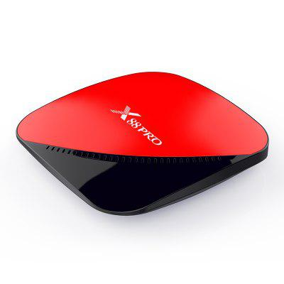 X88 Pro Media Player Android 9.0 Smart 4K TV Box Image