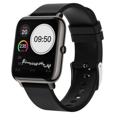 Rogbid Rowatch 1 Smart Watch Full Touch Sports Clock Heart Rate Sleep Monitoring Waterproof Smartwatch