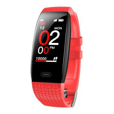DT5 Smart Bracelet Fitness Tracker GPS Tracking Weather Report HD Color Screen Blood Pressure Monitoring Step Sleep Monitor Waterproof Multiple Exercise Modes Fitness Wristband