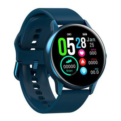 DT88 AI Smart Round Screen Smart Watch Heart Rate Blood Pressure IP68 Waterproof Payment Function Full Touch Screen Smartwatch