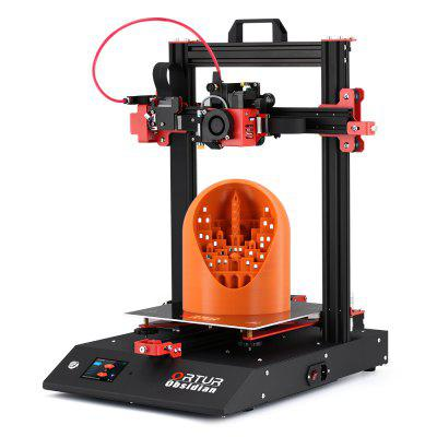 Ortur Obsidian 3D Printer Fast Respone Automatic Leveling Filament