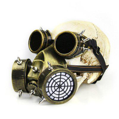 Easter Steampunk Gas Mask Cosplay Props