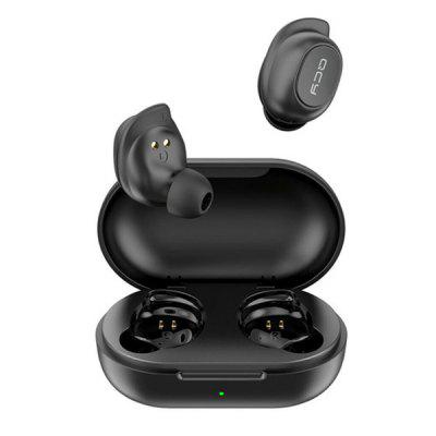 QCY T9 TWS Mini Bluetooth Headphones Earphones Stereo Wireless Earbuds with Exclusive APP Available