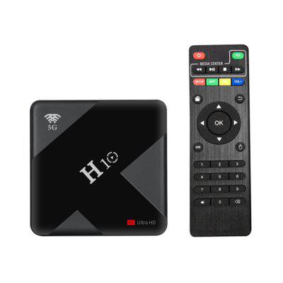 H10 Smart 6K Android TV Box Image