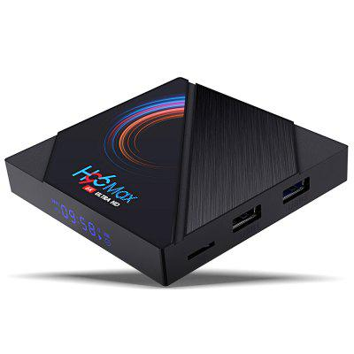 H96 Max X3 Android 10.0 Smart 6K Ultra HD TV Box
