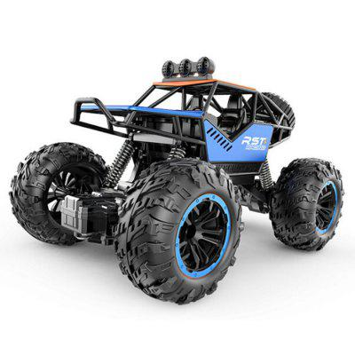 Remote Control Car Mobile Toy Alloy Off Road Vehicle Four Wheel Drive for Children