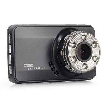 T638 Driving Recorder HD Night Vision Hidden 24-hour Parking Monitoring New Panoramic USB Car