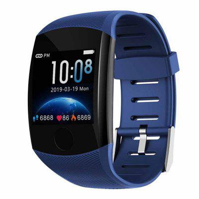 Q11 Large Color Screen Smart Bracelet Low Power Consumption Continuous Heart Rate Blood Pressure Sleep Exercise Monitoring Waterproof Wristband