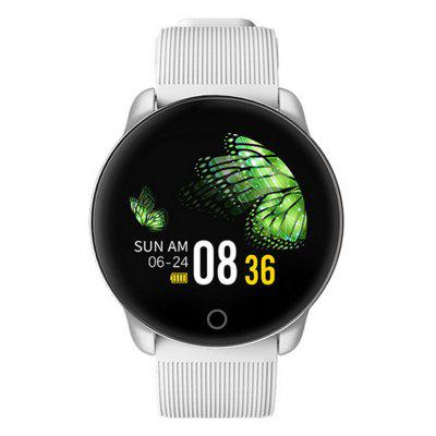 KY99 Smart Watch Fashion Color Screen Heart Rate and Blood Pressure Monitoring Pedometer Multi-sports News Push Smartwatch