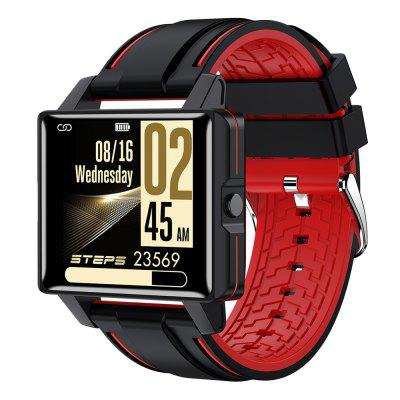 L5 1.4-inch Large-screen High-capacity Battery Supports Remote Control Of Heart Rate Information To Take Pictures Remind Blood Pressure Healthy Sleep Movement Pedometer Waterproof Smart Watch