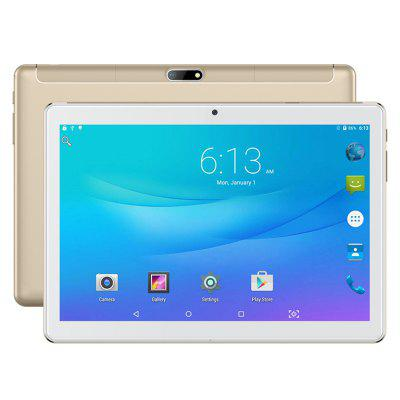 Goolan H1B 10.1 inch Tablet Android 7.0 MTK 6580 Quad Core 1.2GHz 2GB RAM 32GB ROM Image