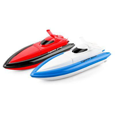 2.4G RC Boat High-speed Speed Yacht Children Racing Water Toy Upgraded Version