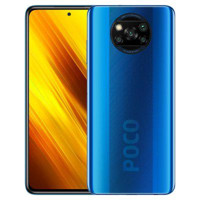 Xiaomi POCO X3 4G Smartphone 6.67 inch Snapdragon 732G Octa-core CPU 64MP + 13MP + 2MP + 2MP 5160mAh Battery Capacity Support NFC Image