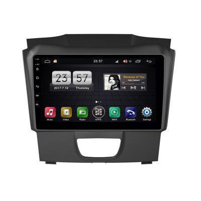 Roadnav C1L5435-1 Car MP5 Stereo DVD 9 inch Android 9.0 GOS Carplay for Isuzu D-Max 2013-2016