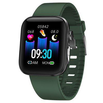 GT2 Smart Watch Full Touch Screen ECG Heart Rate Blood Pressure Blood Oxygen Monitoring Intelligent Movement Pedometer Image