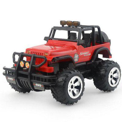 1:14 2.4GHz Wireless Remote Control Vehicle RC Off-road Car Toy