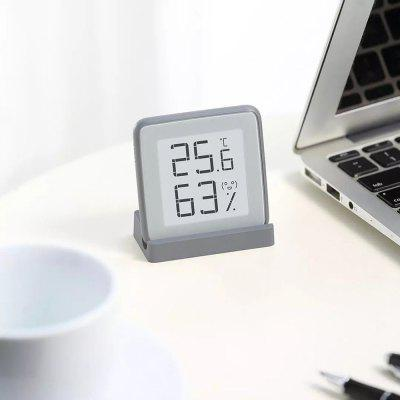 MHO-C401 Intelligent Bluetooth Thermometer Hygrometer Temperature and Humidity Meter