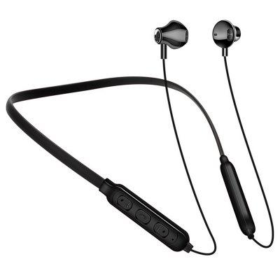 G02 Wireless Sports Bluetooth Headphone Binaural Stereo Magnetic Halter Headset