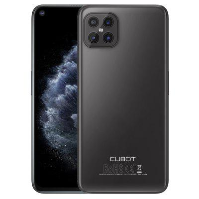 CUBOT C30 4G Smartphone Helio P60 Octa-core 6.4 inch 48MP + 16MP + 5MP + 0.3MP Rear 32MP Front Camera Android 10 4200mAh Battery NFC Global Version