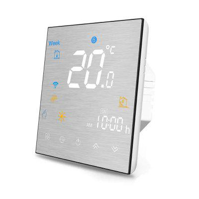 MoesHouse BHT-3000-GCLW WiFi Smart Thermostat Temperature Controller for Floor Heating Gas Boiler Works with Alexa Google Home